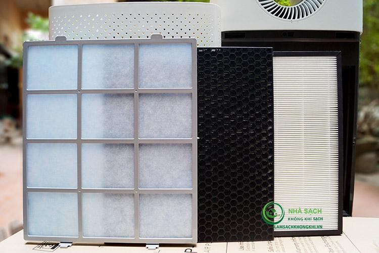 màng lọc Carbon máy Coway AP-1516D