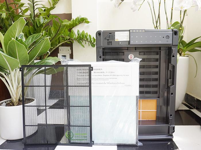 máy lọc không khí hitachi a7000