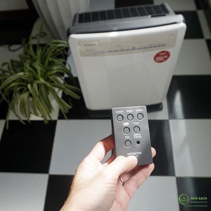 máy lọc không khí Hitachi EP-P50J