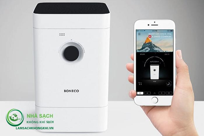 Máy lọc khí Boneco của thương hiệu nào? Tại sao nên chọn máy lọc khí Boneco?