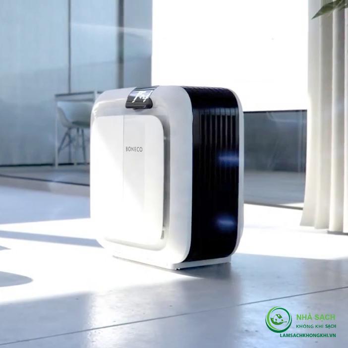Nhà có trẻ nhỏ, cần mua máy lọc không khí nào?