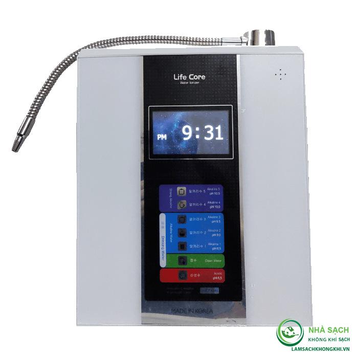 Máy lọc nước điện giải ion kiềm LifeCore – 6000