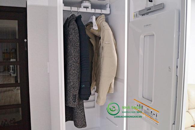 máy giặt hấp sấy LG styler s3wf
