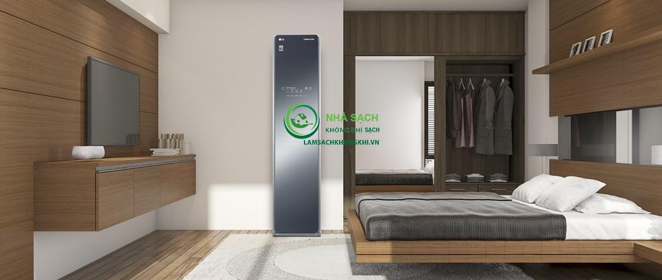 LG Styler khác biệt với công nghệ AI