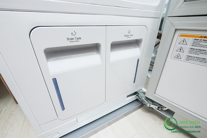 máy giặt hấp sấy LG Styler S3RER