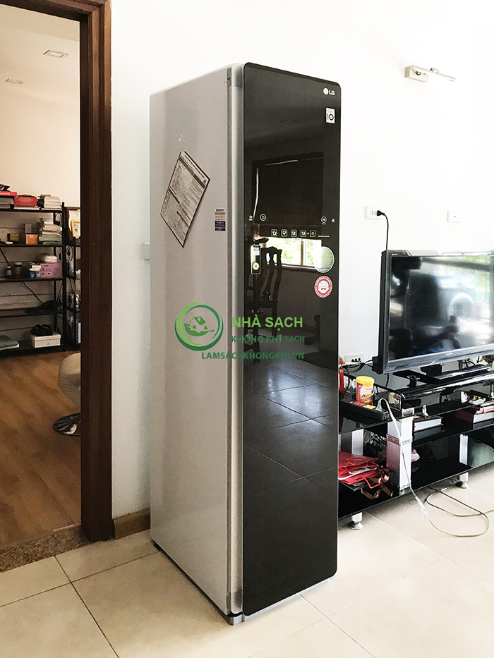 tủ chăm sóc quần áo thông minh LG Styler S3RF