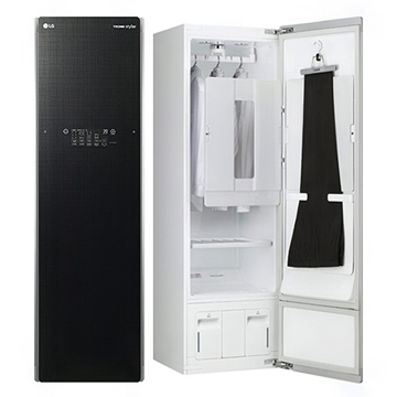 Máy giặt hấp sấy LG Styler S5BB