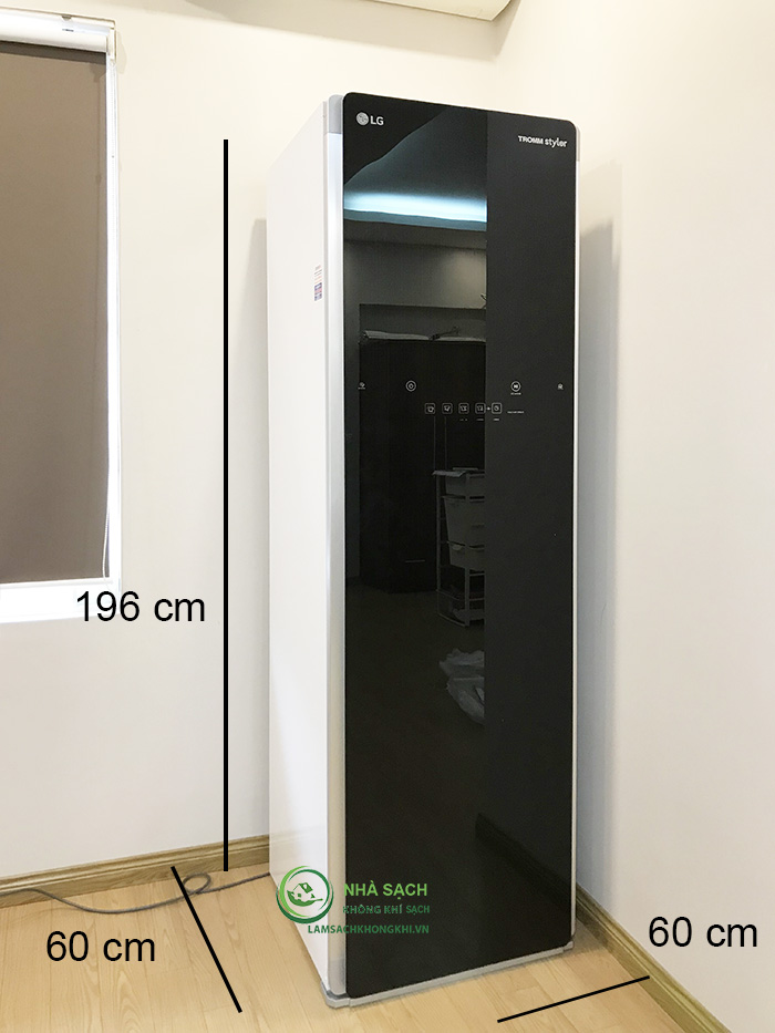 Máy giặt hấp sấy LG Styler S5BB - Hotline: 0987.55.77.99