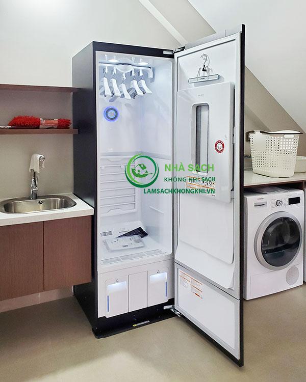Máy giặt hấp sấy LG Styler S5BFO