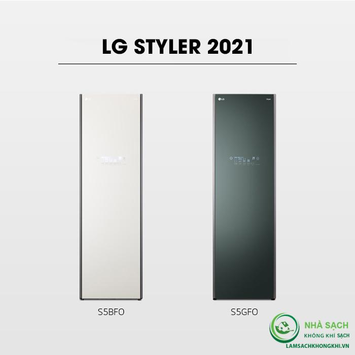 Tủ giặt khô LG Styler loại nào cao cấp nhất? Bảng giá 2021