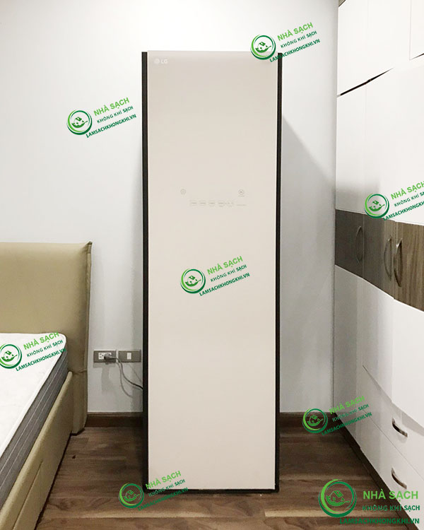 Máy giặt hấp sấy LG Styler S5BOC