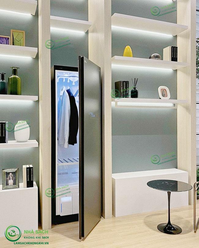 Điểm mặt những model máy giặt hấp sấy LG Styler sẽ ra mắt 2021