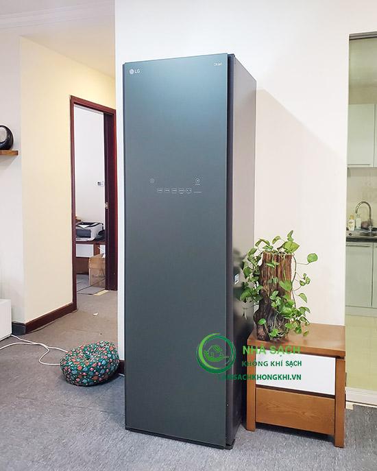 máy giặt hấp sấy LG Styler S5GFO