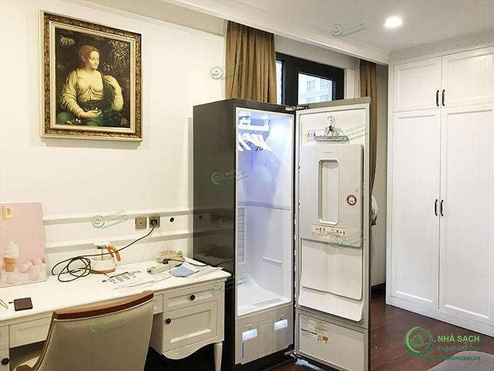 máy giặt khô LG styler S5MB
