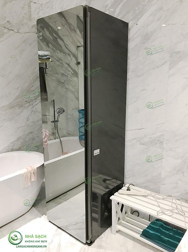 Máy giặt hấp sấy LG Styler S5MB