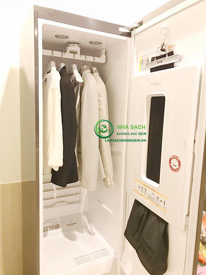Bạn đã biết về máy giặt hấp sấy chưa ?