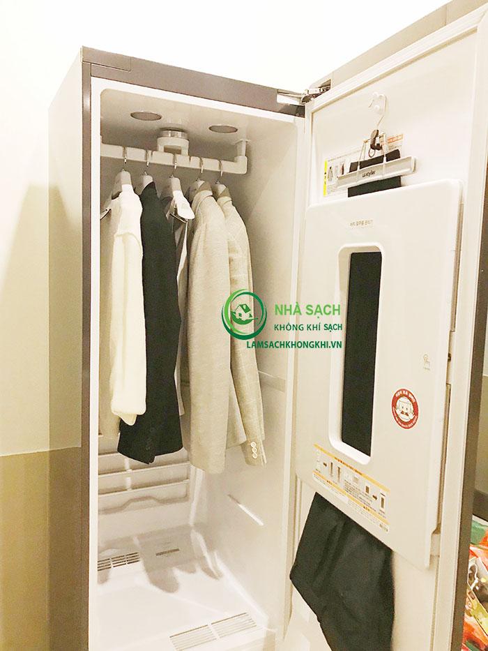 LG Styler - Máy Giặt Hấp Sấy Số 1 Thế Giới