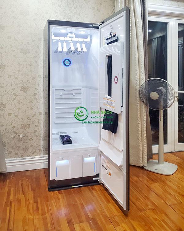 máy giặt khô LG Styler