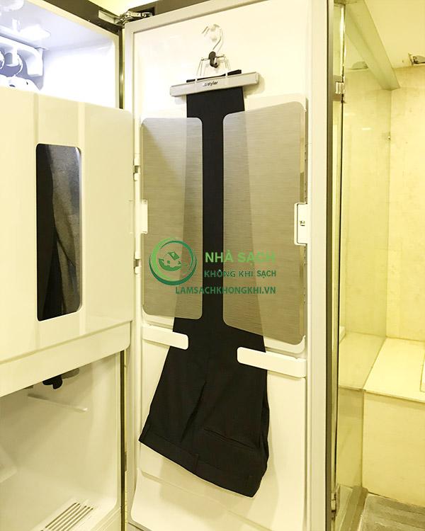máy giặt hấp sấy lg styler s5MBC