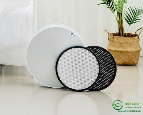 Có máy lọc khí LG Puricare khỏi lo ô nhiễm không khí