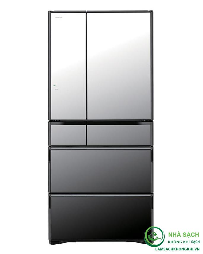 Tủ lạnh Hitachi R-WXC74N-X 735L