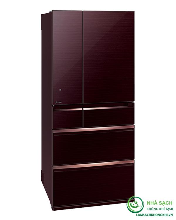 Tủ lạnh Mitsubishi MR-WX70E-BR 700L