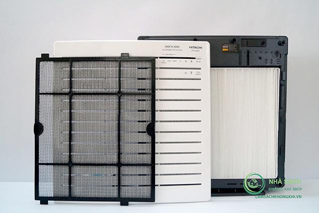 Máy lọc không khí Hitachi A3000