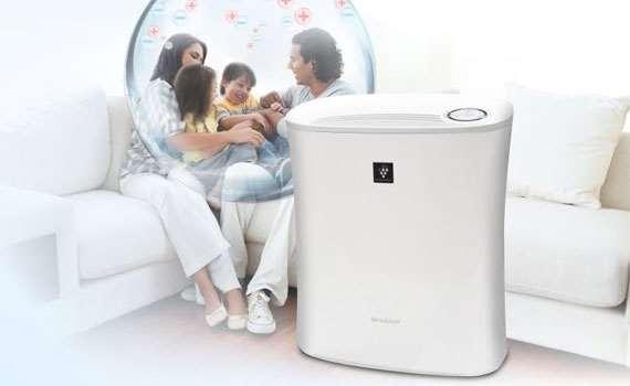 Hướng dẫn vệ sinh máy lọc không khí Sharp