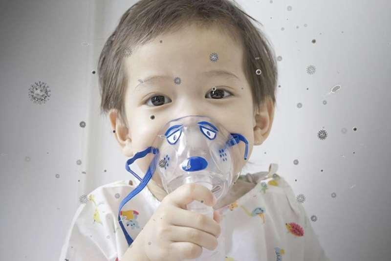 Cách chăm con bị viêm đường hô hấp không cần dùng thuốc