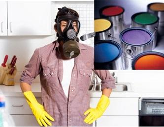 5 cách khử bay mùi sơn, mùi nội thất