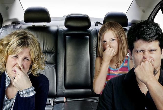 Cách khử bay mùi hôi trên ô tô hiệu quả nhất