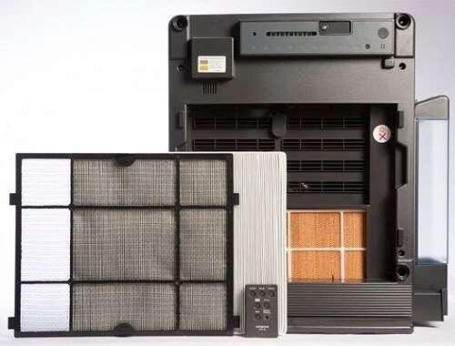 Hướng dẫn vệ sinh máy lọc không khí Hitachi