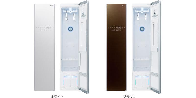 Các tính năng trên máy giặt hấp sấy LG Styler S3RER
