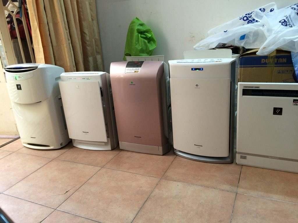 có nên mua máy lọc không khí nôi địa Nhật