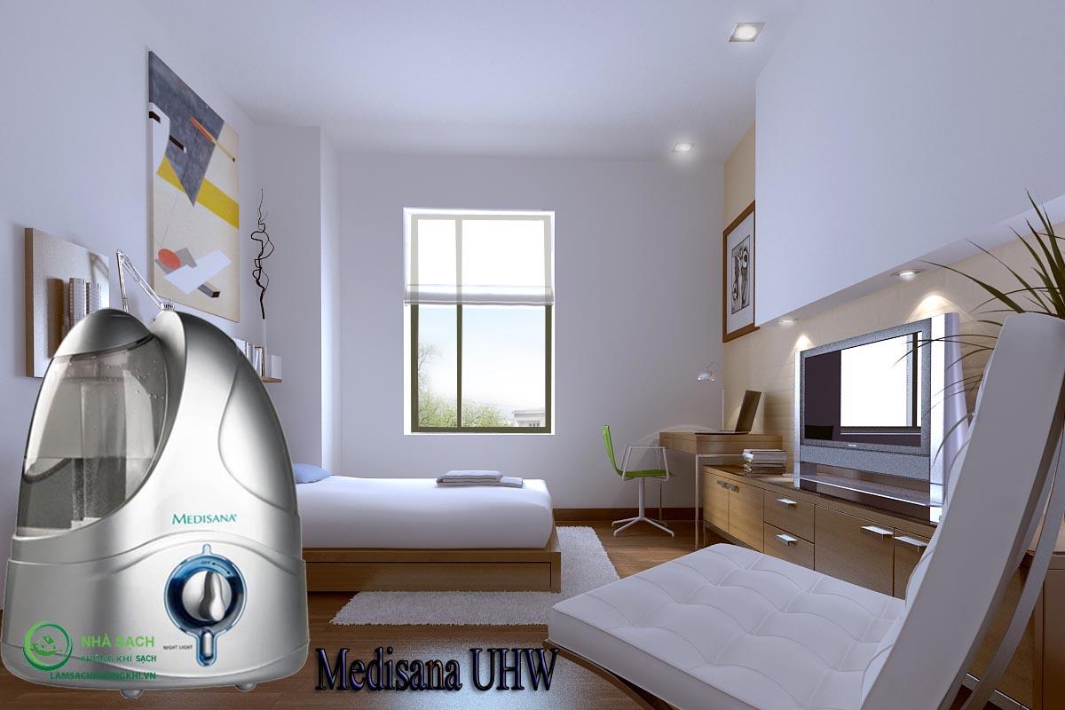 Máy tạo ẩm Medisana UHW