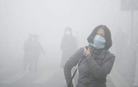Ô nhiễm không khí làm tăng nguy cơ đột quỵ