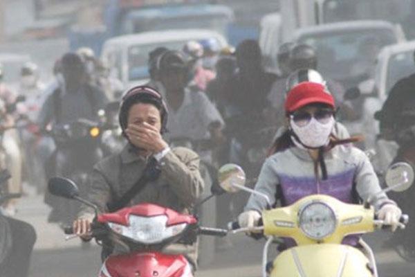 Không khí Hà Nội đang ô nhiễm đến mức nào?