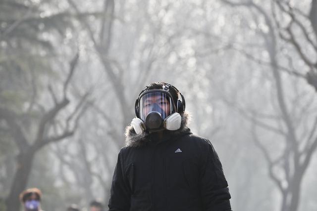 """Máy lọc không khí """"cháy hàng"""" vì ô nhiễm bụi"""