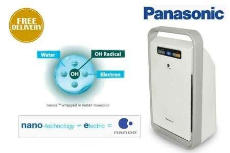 Khám phá công nghệ Nano E trên máy lọc không khí Panasonic