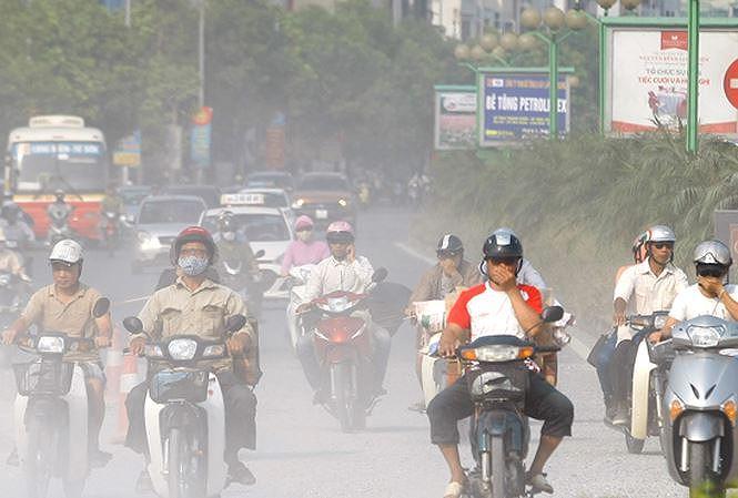 7 triệu người chết mỗi năm vì ô nhiễm không khí