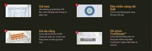Máy giặt hấp sấy LG Styler S3RER -4