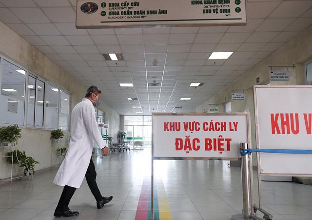Sáng ngày 25/7, Việt Nam ghi nhận thêm ca mắc Covid-19 mới